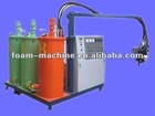used pu foam machines