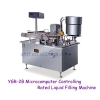 YGR-2B Microcomputer Controlling Volumetric Liquid Bottle Filling Machine