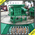 New style!!!! High quality and high output aluminum tin can crusher machine