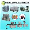 whirlston gas juice making plant