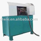 Tyre block cutting machine
