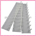 12.5mm plastic flexible led strip for paper