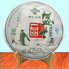 357 grams organic orthodox aged puer tea