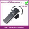 "HOT"" Mini wireless bluetooth iphone 5 earphone"