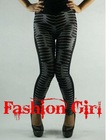 2012 Newest fashion Lace flower leggings for women punk leggings sequin costume tight pants stock items wholesale cheap price