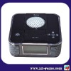 For ipod iphone speaker with Clock Alarm