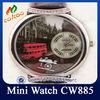 Black New Wristband Watch CW885