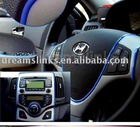 2011 NEW Brilliant Car / Auto Decoration Moulding Trim Stripe