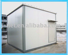 Integrated PU equipment shelter