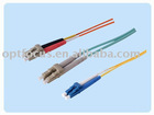 LC Duplex fiber optic cable SM 1M~5M 1310NM