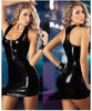 2013 hot wetlook sassy bodycon dress for sexy girl
