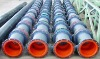 steel rubber coated pipe