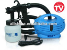 650w 2.2mm Blue Electric paint gun zoom