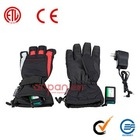 thermal gloves with lithium battery,outdoor thermal gloves, sports ski gloves GH-75D