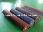 Rubber floor in rolls