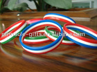 TAFFETA Silicone Rubber Wristband