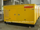 LOVOL Diesel engine powered Silent diesel generator set