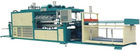 Full-automatic high-speed vacuum suction forming machine