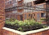 Garden/outdoor wrought iron fencing