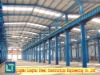 steel frame factory structure warehouse