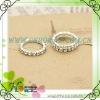 rhinestone wedding ring