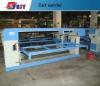 Horizontal belt sanding machine