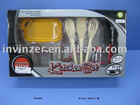 Children kitchen toys set