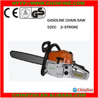 52CC 2.2KW Gasoline chainsaw CF-YD52 with 0.325 chain pitch 0.058 chian gauge