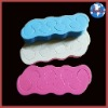 fashion toe separator,Eva foam product,fashion toe separator,Eva finger separator, beauty various design flower nail fileolorful