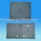 7mm Square Double DVD Cases