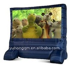 inflatable movie screen/inflatable screen/inflatable billboard