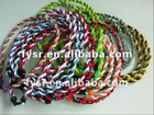 wholesale fashion sports rope necklace