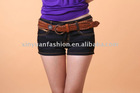 Fashion denim shorts P-999