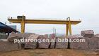 40Ton marble gantry crane