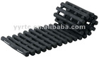 heavy duty rubber recovery tracks for cars RTC110