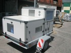 Mobile Atmospheric Water Generator