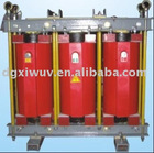 dry-type aluminum wire civil transformer / commerce transformer /industy control