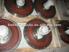 China made ZF series gear reducer & spare part