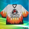 designer sublimation printed ice hockey jersey