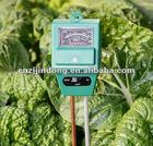 3 IN 1 Garden Soil Ph & Moisture Meter