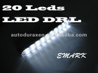 car Emark led Daytime running Light