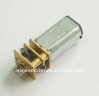 6v 12mm diameter 1:10 to 1:1000 ratio 10 to 3000rpm micro metal gear motor