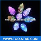 10% Discount for LED Christmas Tree USB Sparking LED decorate light 8pcs 7 colors change LED