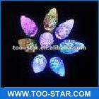 10% Discount for LED Christmas Tree USB Sparking LED decorate light 8pcs 7 colors change LED