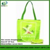 sublimation printing polyester bag for gifts