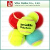 Tennis ball, rubber pet toys, plastic tennis balls