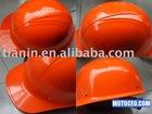 ORANGE - Cap Style - O01 / Aluminum Hard hat /
