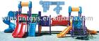 children's slide for amusement park