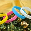 China manufacturer of silicon animal shape bracelets with RoHS certificate