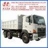 350hp-HINO 6*4 Dump Truck